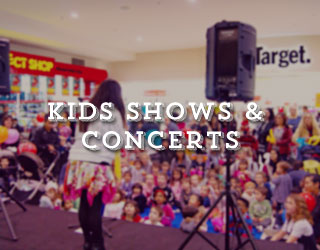 Kids Shows & Concerts