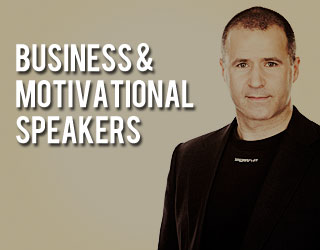 Business & Motivational Speakers