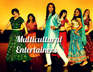 Multicultural Entertainers
